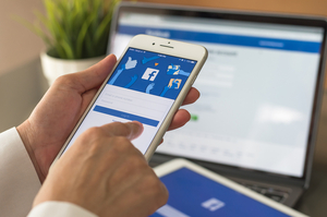 За півроку Facebook видалив 7 млн постів про COVID-19
