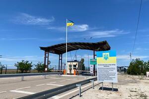 Україна закриває контрольні пункти в'їзду в Крим