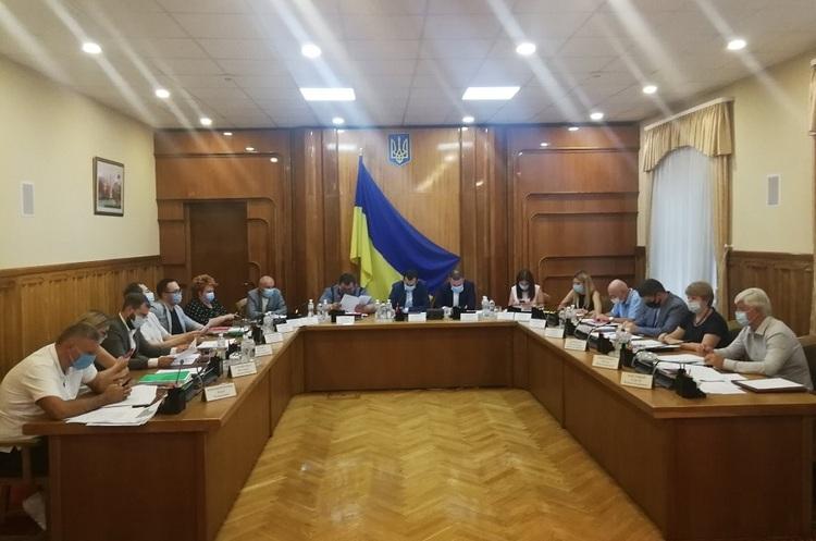 ЦВК скасувала місцеві вибори в частині Донецької і Луганської областей