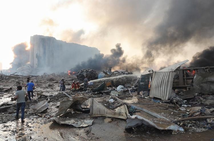 Євросоюз повідомив, що виділить 33 млн євро на допомогу Бейруту