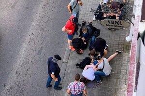 У Мінську затримали журналістів російського телеканалу «Дождь»