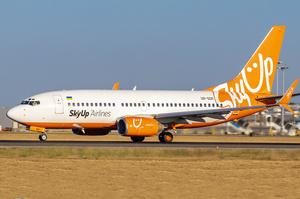 SkyUp оприлюднив польотну програму на зимовий сезон