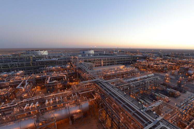 Чистий прибуток Saudi Aramco обвалився на 73%