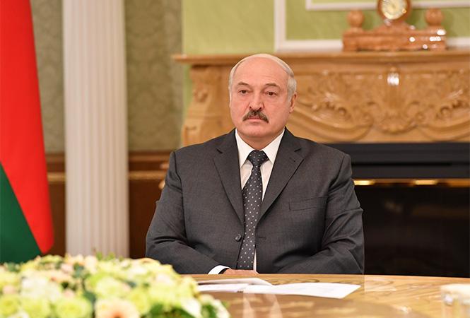 Лукашенко прокоментував акції протесту в Білорусі