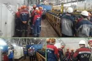 На одному з заводів Білорусі робітники оголосили страйк через «нечесні вибори»