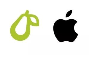 Apple подала заперечення проти реєстрації товарного знака у вигляді груші