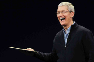 Глава Apple увійшов до клубу мільярдерів