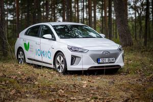 Hyundai запланував створити самостійний бренд електромобілів