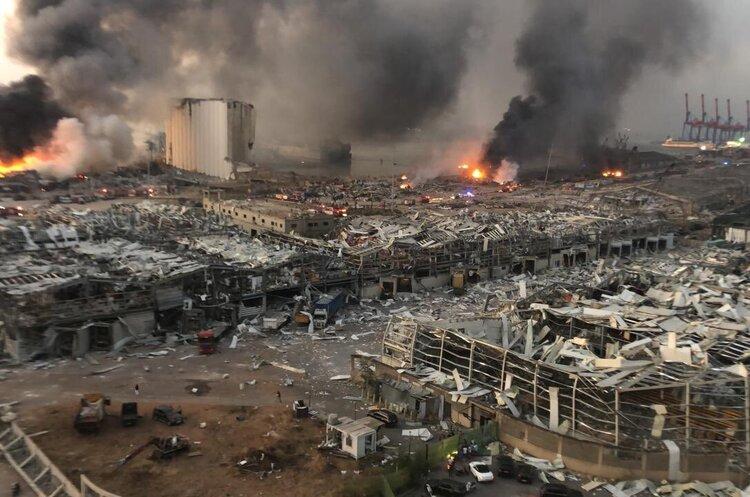 Спецслужби попереджали владу Лівану про небезпеку за два тижні до вибуху в Бейруті