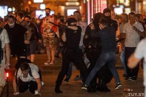 МВС Білорусі заявило про затримання координаторів акцій протесту