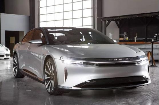 Седан Lucid Air побив рекорд Tesla Model S за запасом ходу