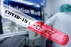Очередной антирекорд: в Украине диагностировали почти 1600 случаев COVID-19 за сутки