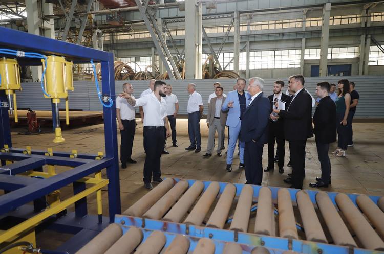 Чеський машконцерн Witkowitz планує інвестувати у нові потужності на «Південмаші»