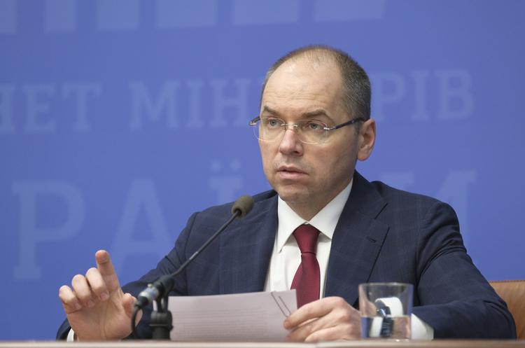 МОЗ опублікувало новий розподіл міст України за зонами карантину