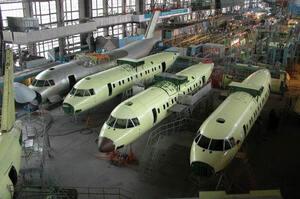Ярославський готовий залучити $1 млрд інвестицій у Харківський авіазавод