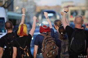 В Україні створили фонд для допомоги постраждалим в акціях протесту в Білорусі