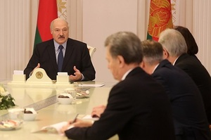 «Понаїхали з України»: Лукашенко провів нараду з радбезом щодо протестів