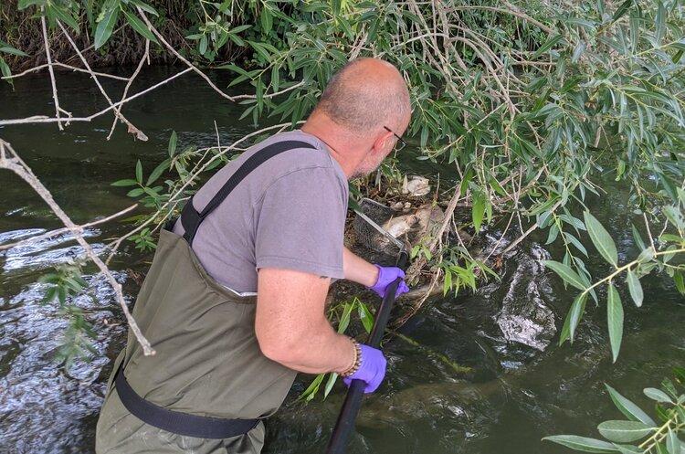У Франції проти Nestle подали позов через тонни загиблої риби