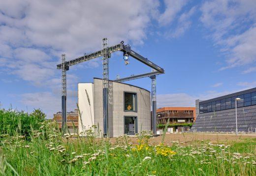 Найбільший 3D-принтер Європи «надрукував» перший будинок