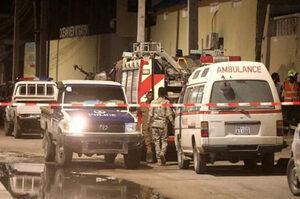 У Сомалі бойовики захопили готель