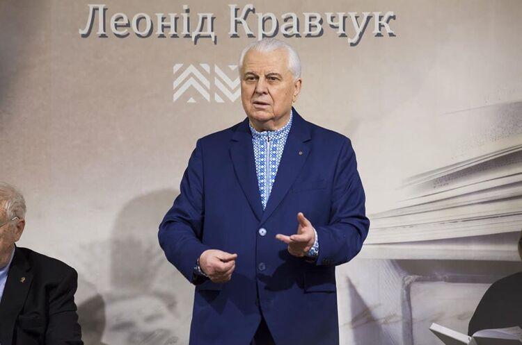 Кравчук не бачить потреби переносити переговорний майданчик ТКГ із Мінська