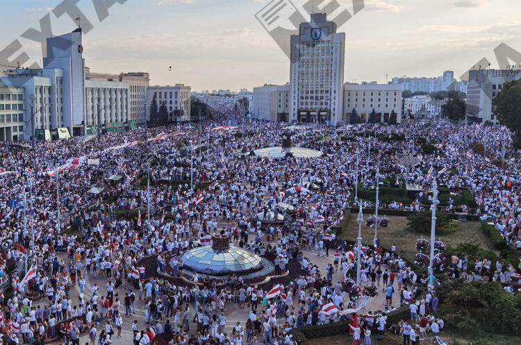 Протестувальники Білорусі подали близько 700 заяв до слідчих органів про побиття силовиками