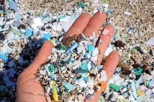 Вчені вперше виявили мікропластик у тканинах людини