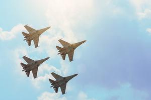 Корея перехопила два російські бомбардувальники у супроводі винищувачів