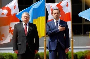 Україна та Грузія підписали програму оборонного співробітництва