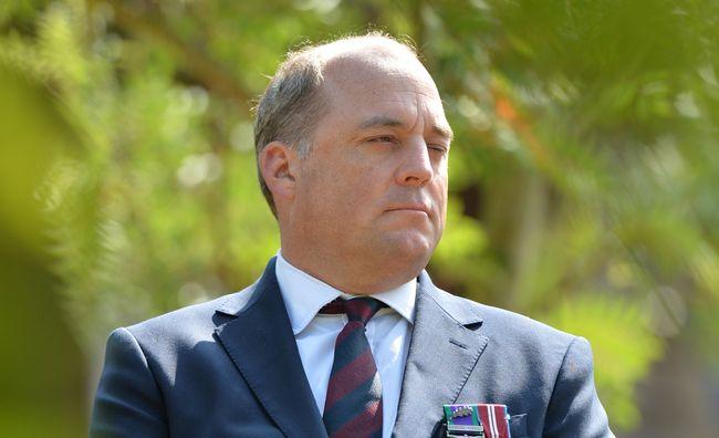 Британія зацікавлена у військовому партнерстві з Україною – міністр оборони Британії
