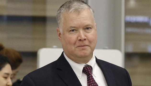 США відправляють представника Держдепу до РФ