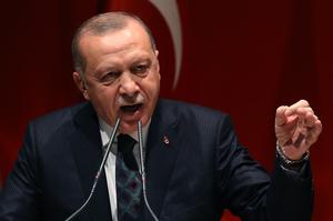 «За голубую родину!»: как Эрдоган раздул геополитический шторм в Средиземноморье