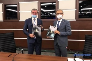 Україна й Туреччина підписали меморандум про співпрацю у стратегічних галузях