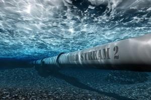 Макрон стурбований тим, що «Північний потік – 2» збільшить залежність Європи від газу з Росії