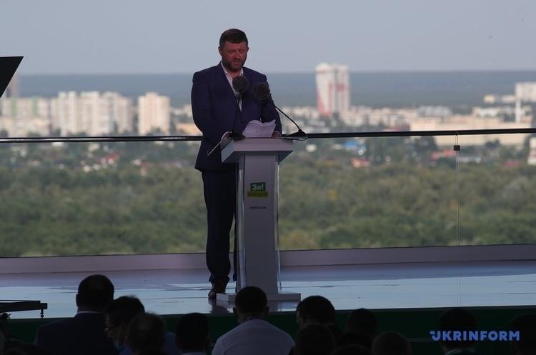 «Слуга народу» представила кандидатів у мери міст