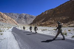 Китай погрожує Індії серйозними втратами у випадку прикордонної війни