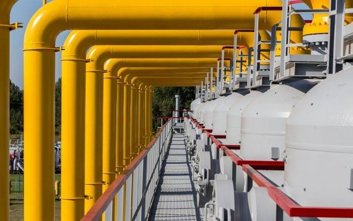 Україна з початку року збільшила імпорт газу на 30%