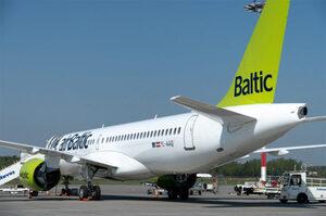 airBaltic анонсувала новий рейс із Вільнюса в Київ