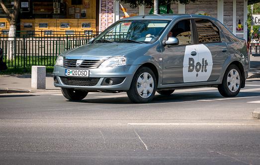 Служба таксі Bolt запрацювала у Запоріжжі
