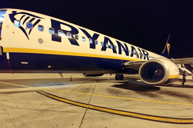 Ryanair залучила 400 млн євро від розміщення акцій
