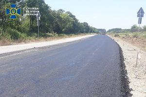 СБУ викрила махінації на будівництві доріг у двох областях і провела обшуки