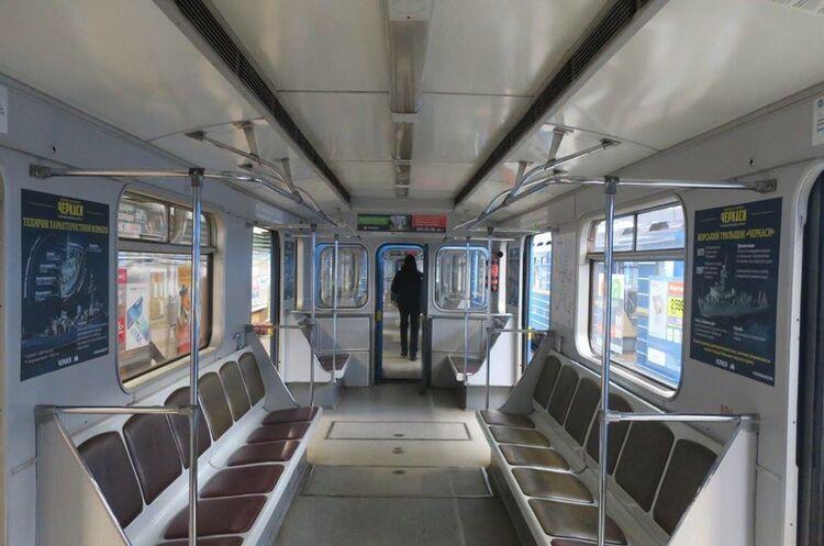 Київ закупить 50 нових вагонів метро на гроші ЄБРР