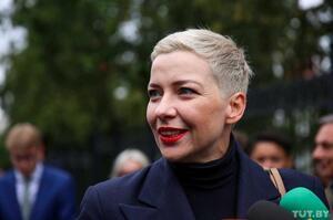 Опозиціонерка Колеснікова порвала паспорт, щоб її насильно не вивезли з Білорусі – ЗМІ