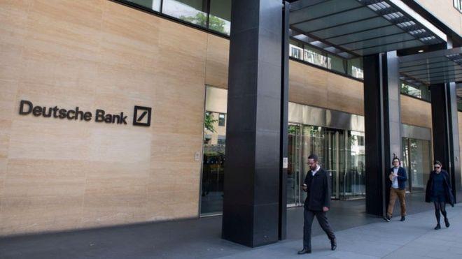 Мінфін США оштрафував «дочку» Deutsche Bank за порушення кримських санкцій