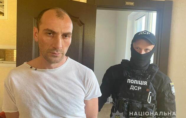 Поліція затримала на Київщині злодія в законі з Грузії