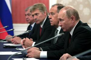 Путін і Лавров вибачилися перед президентом Сербії за хамство МЗС РФ