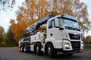 Німецький виробник вантажівок MAN скоротить майже 10 000 осіб