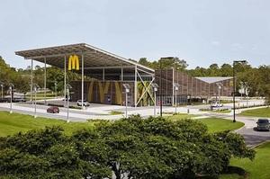 McDonald's відкрила перший «зелений» ресторан з нульовим споживанням електрики