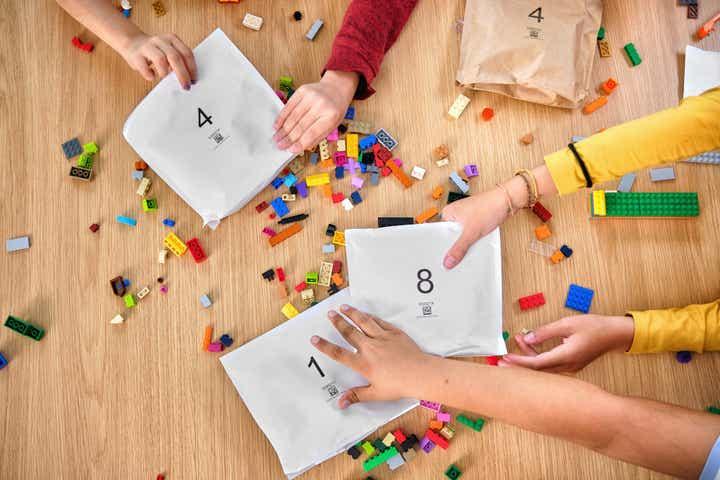 Lego пообіцяла перейти на паперову упаковку для кубиків вже наступного року