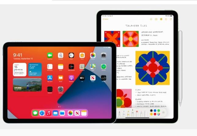 Apple представила оновлений iPad Air четвертого покоління і iPad Pro восьмого покоління